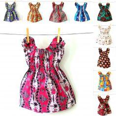 Pour les enfants solidaires qui voient la vie en couleurs ! http://www.petitscitoyensdumonde.com/fr/made-in-senegal-vetements-ethiques/90-robe-aicha-1-2-ans-.html