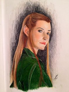 It's been a while, but with the Hobbit releases, it's time to revisit my initial sketch subjects, but first, Tauriel; the latest addition to the elves of Lord of the Rings via The Hobbit. If you ha...