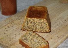 Pain sans farine aux graines de chia (pain végétarien)