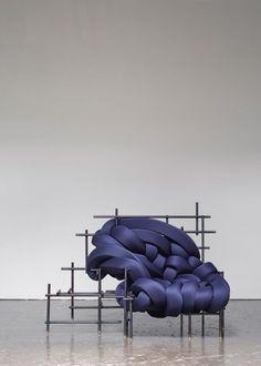 Coup de cœur : Lawless Bench & Chair par Aratani Fay