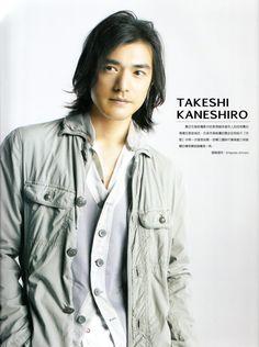 Takeshi Kaneshiro / 金城武