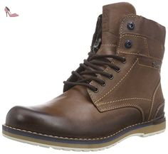 7765.8176.59, Baskets mode homme - Marron (Mokka 59), 45 EUFretz Men