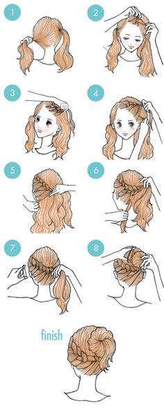 (Por: Samar Añazgo) No lo puedes negar, si eres una chica con el cabello largo tienes una gran suerte pues puedes hacerte una gran cantidad de peinados de...