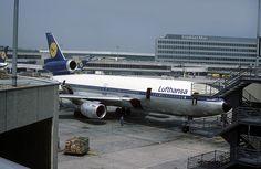 47927 Douglas DC-10-30 D-ADHO Lufthansa Frankfurt Airport by emdjt42, via Flickr