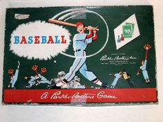 1940s games | 1940s baseball game | Things My Husband Would Love