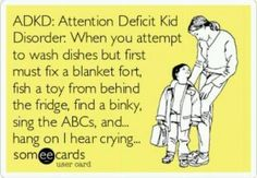 """this about sums it up Sometimes I think to myself, """"I would love to,accomplish just one single task without 3000 interruptions!"""" I don't have kids but this sounds like my job - if that stupid phone would stop ringing, I might get something done!!!!"""
