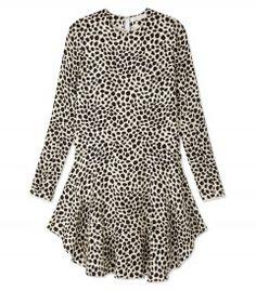 Chloé Spot Print Dress