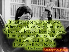 Inspiring+John+Lennon+Quotes | .in - Inspirational Thoughts & Pictures - Motivational Quotes ...