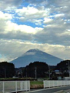 Mt.Fuji 富士山 11/05/2014 (Shizuoka Japan 静岡県裾野市)