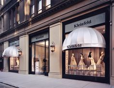 Kleinfeld-- Just once i want to go here just to see what it would be like to try on dresses from here. Haha the only girlie thing about me, stupid show that im addicted to