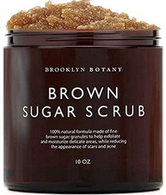 Brown Sugar body and face scrub is a gentle sugar scrub and body exfoliator that can be used for face and Body. Our formula contains pure and natural ingredients that act as a natural acne scar remover. Sugar Facial Scrub, Brown Sugar Scrub, Sugar Foot Scrubs, How To Clear Pimples, Best Body Scrub, Arabica, Cellulite Scrub, Exfoliating Body Scrub, Acne Scar Removal