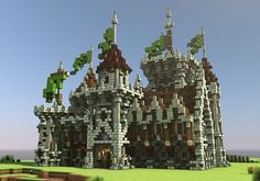 The Lost Keep Minecraft Project by Oakley09