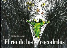 El río de los cocodrilos Rio, Movie Posters, Editorial, Illustrations, Products, Children, Children's Books, Snood, Nature