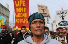 12 powerful images from the Standing Rock protests