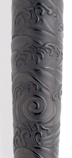 NAKAYA - Sumiko The Waves Crest This is quite the pen.  Finely detailed, exquisitely rendered waves crash & heave in a stormy ocean. I won't post the cost...it's a bit pricey.