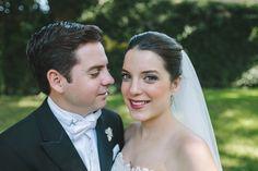 Beautiful and elegant couple!