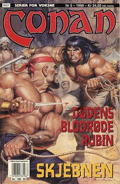 Conan #199905 (Issue) Earl Norem