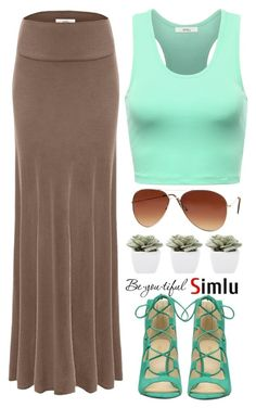 """""""Be you-Simlu clothing"""" by simlu-clothing ❤ liked on Polyvore featuring Nine West, Abigail Ahern, Schone and vintage"""