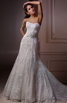 Maggie Sottero : Style No. Embrace : Wedding Dresses Gallery : Brides