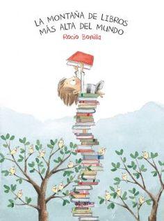 La montaña de libros más alta del mundo | Libroseducativosinfantiles yjuveniles | Los Cuentos de Bastian
