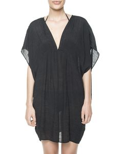 Get ready for summer and shop our range of women's swimwear online. Kaftan, Tunic Tops, Clothing, Swimwear, How To Wear, Stuff To Buy, Shopping, Shoes, Women