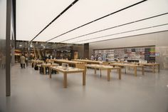 Apple store by Foster + Partners, Istanbul – Turkey » Retail Design Blog