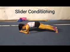 PGA Conditioning with sliders - YouTube
