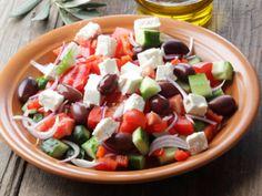 """""""Greek Village Salad"""" from Cookstr.com #cookstr"""