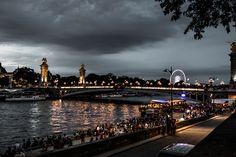Les Berges de Seine (Paris France)