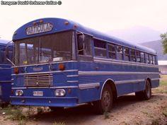 Thomas, con chasis Pegaso 5064-A-5