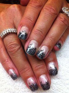 www.handundfuss-vallendar.de    #nails #nägel #nail Art #catherine NAIL Collection #glitter #blingbling