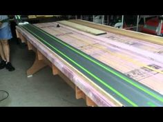 Straight line ripping soft maple and QSWO with Festool 48 tooth blade. Festool Ts 55, Circular Saw, Straight Lines, Outdoor Furniture, Outdoor Decor, Tooth, Blade, Youtube, Home Decor