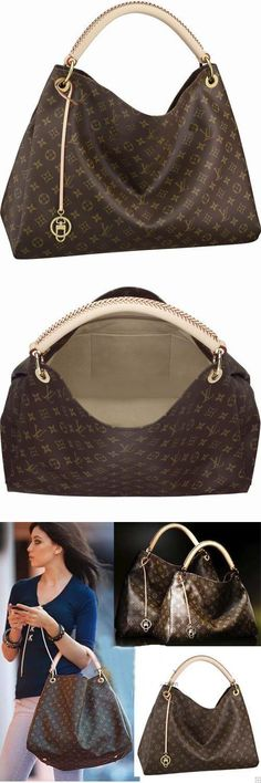 New LV Collection for Louis Vuitton. New LV Collection for Louis Vuitton. Louis Vuitton Artsy Mm, Louis Vuitton Handbags, Tote Handbags, Purses And Handbags, Chanel Handbags, Designer Handbags, Tote Bags, My Bags, Robes Vintage