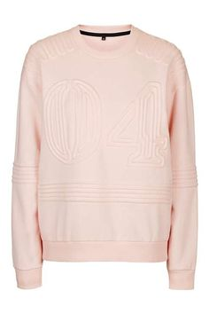 Corded '04' Sweatshirt by Ivy Park - Ivy Park - Clothing - Topshop USA