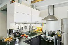 petite cuisine : comment optimiser l'espace ?