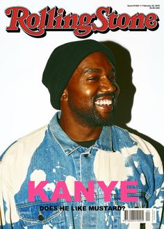 That Rolling Stone Cover Of Kanye West Shot By Tyler The Creator Isn't Real