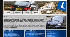 Driving school website (Dutch)