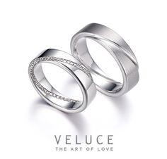 베루체 커플링 웨딩밴드 | The Art of Love - V E L U C E - Part 4