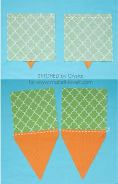 How cute are these little carrot drawstring bags by crystal of a tutorial to make a carrot treat bag that can be filled with candy for easter negle Images