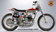 Bultaco 360 Astro Flat Track Motorcycle | Motorcycles I've owned ...