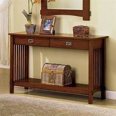 Valencia Hallway Console Entry Table in Oak Finish by Furniture of America by Furniture of America, http://www.amazon.com/dp/B005209KRC/ref=cm_sw_r_pi_dp_hNQlrb18PCXXH