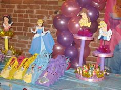 "Photo 2 of 23: Disney Princess Party / Birthday ""Brianna's 5th Birthday"""
