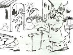Lucas 15: Het verloren schaap en de verloren munt