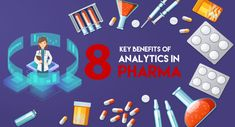Pharmaceutical Companies Are Constantly Looking For New Ways, To Better Understand Their Customers And Sales Trends. How [Pharma Industry] Gain By Employing [Analytics] In Their Business. Cloud Infrastructure, Pole Star, Use Case, Gain, Success, Technology, Artificial Intelligence, Business, Competition