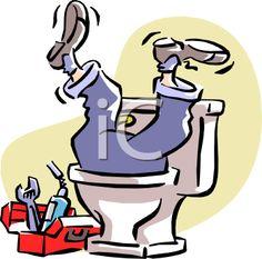 195 best plbg images on pinterest diy ideas for home plumbing and rh pinterest com Plumbing Cartoons Plumbing Cartoons