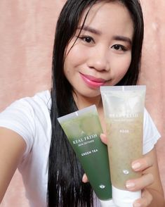 latest product collaboration with Korea's top TV program is called the Real Fresh Skin Detoxer! This daily…