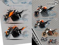 Image Bike Sketch, Motorbike Design, Motorcycle Bike, Sketch Design, Automotive Design, Bike Life, Design Tutorials, Design Process, Concept Cars