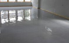 Self Levelling Epoxy Floor Screed