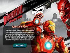 Daredevil Iron Man Tony Stark, Hells Kitchen, Nick Fury, Iron Fist, Daredevil, Punisher, Special Events, Deadpool, Crime