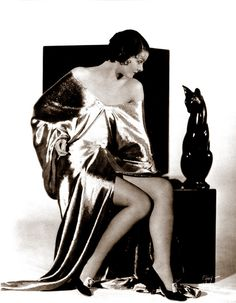 Smart, witty and glamorous.  She was more than Nora, but she fit the part so well. Myrna Loy